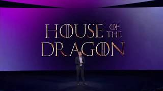 HBO Announcement For Game Of Thrones Prequel | House Of The Dragon