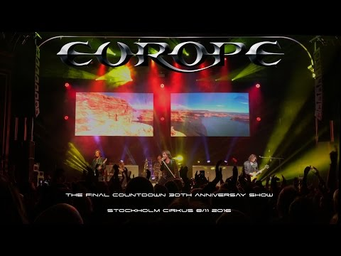 Europe - Final Countdown Album