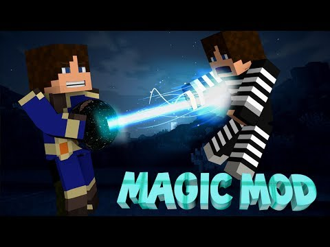 Minecraft: MAGICAL CHARMS MOD! - Get powers from different mobs!