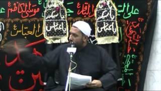 10 Sheikh Abbas Ismail (ENGLISH) :: 10th Muharram 1436 :: 3rd Nov 2014 :: Bandra Khoja Masjid Mumbai