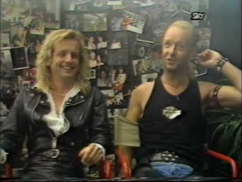 Judas Priest 1988 Interview (102 of 100+ Interview Series)