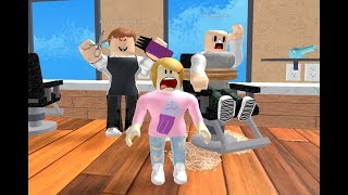 Roblox Escape The Barber With Molly!