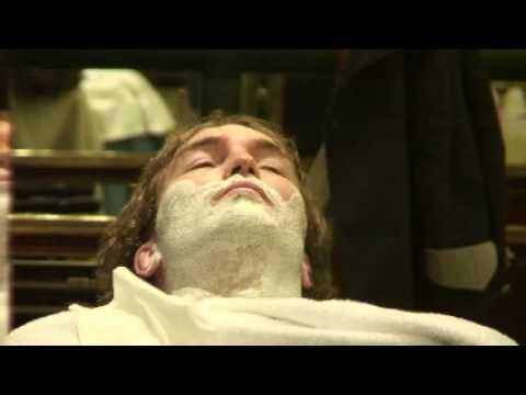 Jason Eaton Shaves the Beard
