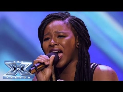 Roxxy Montana - Girl Group From Detroit Kills It! - The X Factor Usa 2013 video