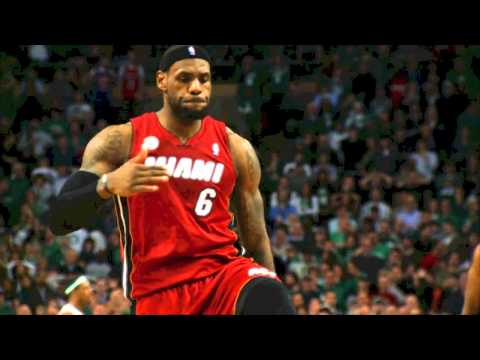 Lebron James Mix - Can't Hold Us (2013) video