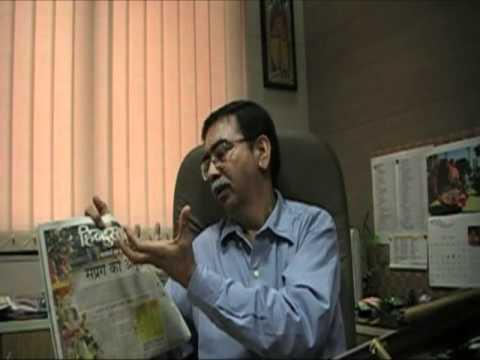 Naveen Joshi on Hindi journalism