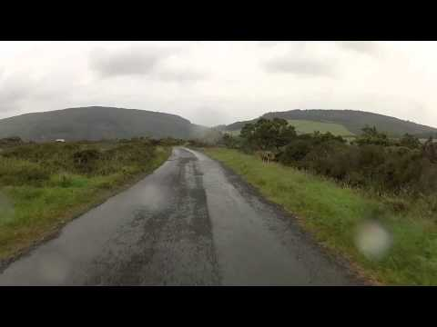 Isle of Man Subaru BRZ rally ride-along with Mark Higgins