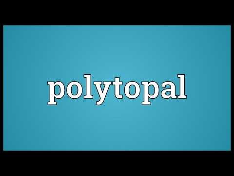Header of Polytopal