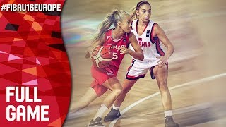 Албания до 16 : Дания до 16