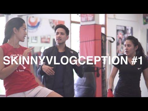 MUAYTHAI X Prisia Nasution | Andovi Bucin | Jovial Digebukkin | SkinnyVLOGCeption #1