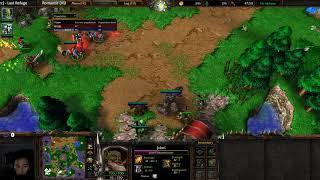 Lyn (Orc) vs Romantic (HU) - WarCraft 3 - WC####