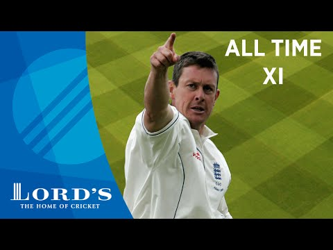 Dravid, Botham & Pratt - Ashley Giles' All Time XI