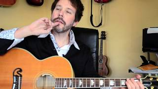 How To Play Marry Me By Train Guitar Lesson Easy Acoustic