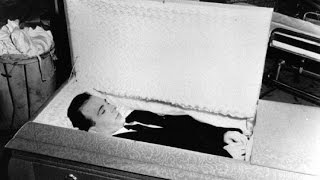 LEE HARVEY OSWALD AUTOPSY & EXHUMATION PHOTOS