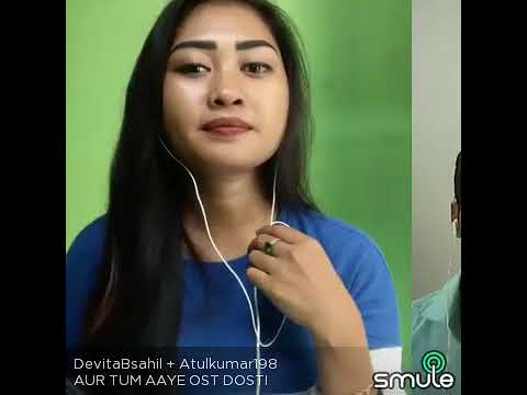 Aur tum aaye duet with devita | Dosti | ~ sonu nigam & alka yagnik