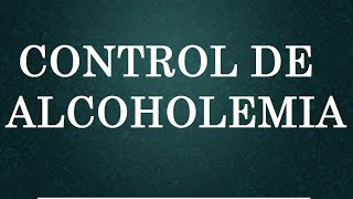 Control De Alcoholemia - Los Mejores Audios De WhatsApp
