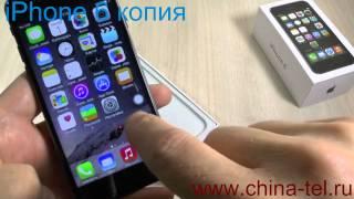 Китайский клон iPhone 6