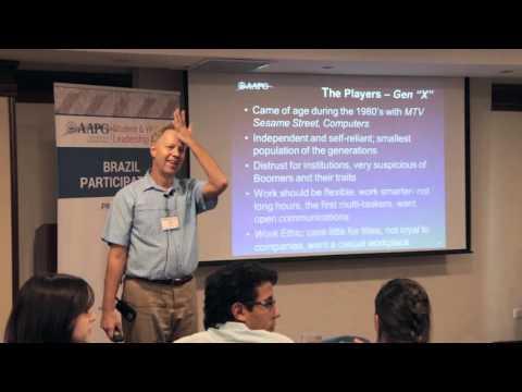 John Hogg - LACR Student Chapter Leadership Summit 2015