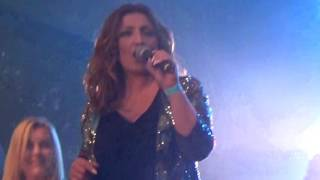 "HELENA PAPARIZOU EUROVILLAGE EUROVISION 2016 SINGING ""MY NUMBER ONE"""