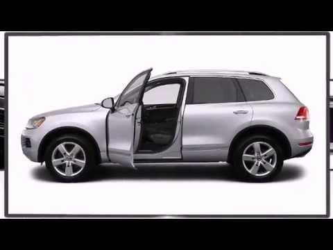 2012 Volkswagen Touareg Hybrid Video