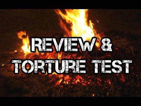 Bear Grylls' Fire-Starter Review & Torture Test