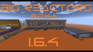 Présentation / Mod Spotlight Big Reactors 0.2.14A [Fr]