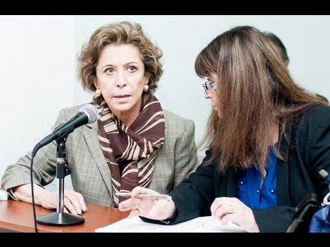Arranc� este lunes un nuevo juicio oral contra Mar�a Julia Alsogaray