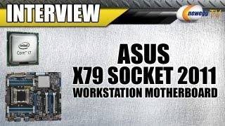 Newegg TV_ ASUS X79 Socket 2011 Sandy Bridge-E SB-E Workstation Motherboard