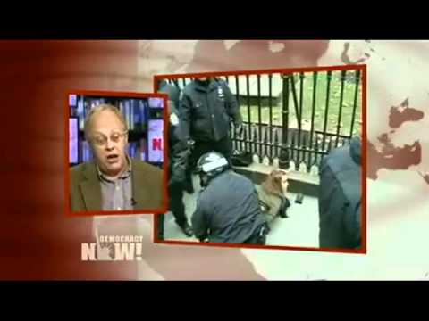 OWS: Chris Hedges and Amin Husain on Occupy movement - May Day 2012 on Democracy Now!