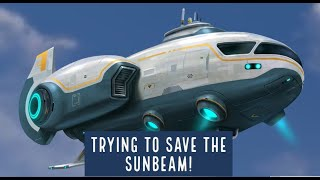 SUBNAUTICA - GETTING CURED BEFORE THE SUNBEAM LANDS!