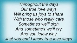 Watch Aaron Watson True Love Ways video