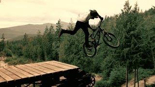 Brandon Semenuk's Rad Company Trailer
