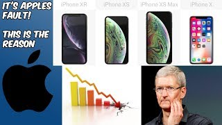 It's Apples Own Fault New IPhone Sales Are So Low// This Is Why