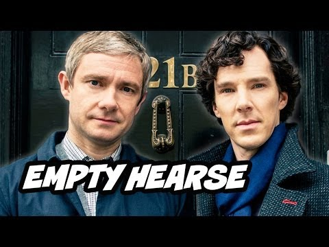 Sherlock Season 3 Episode 1 Review - The Empty Hearse