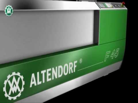 Altendorf F45 Saw