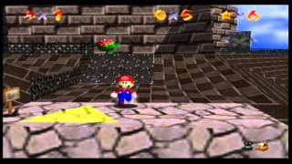 (ASMR) Late Night Gaming: Super Mario 64