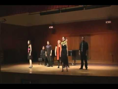 Hear My Song - YMCO - Jason Robert Brown - Songs for a New World
