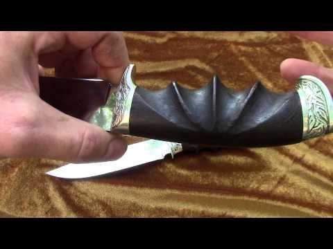 Как сделать рукоять к ножу