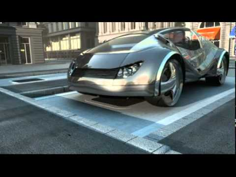 Inductive Charging Cars Inductive Charging