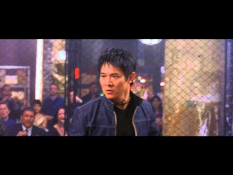Jet Li Fighting Scene Cradle 2 the Grave