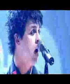 Green day-Holiday live