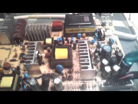 LCD NOBLEX 32CL837HT PARPADEA LA PANTALLA