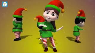 LK Nhạc Thiếu Nhi Mừng Giáng Sinh Noel 2019 🎄ông già noel đi phát quà 🎄 Noel vui vẻ cho bé 2019