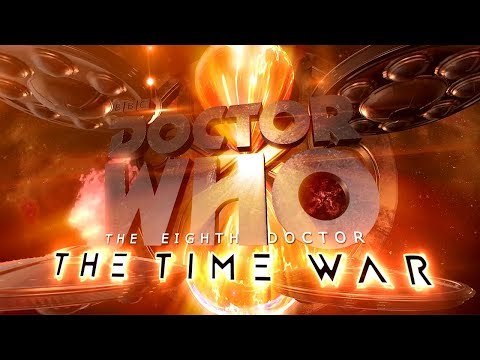 WATCH! The Eighth Doctor in 'The Time War'