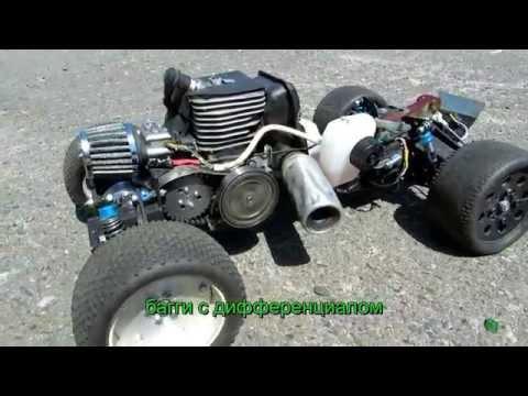 Как сделать машину на двигателе своими руками 801