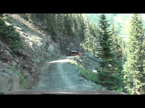 Black Bear Pass, Co  Offroad
