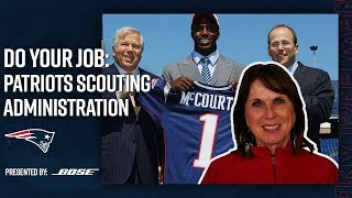 Behind the Scenes with Patriots Scouting Administration | Do Your Job: Episode 2
