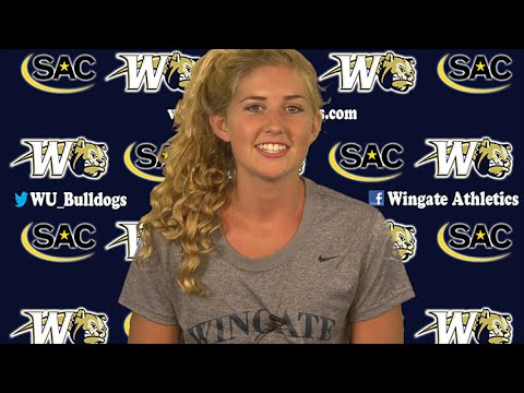 2016 Wingate Cross Country - Meet the Bulldogs Video Roster