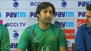 14 Jun, 2018 - Afghan cricket team calm ahead of debut test match