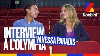 Vanessa Paradis Interview à L 39 Olympia